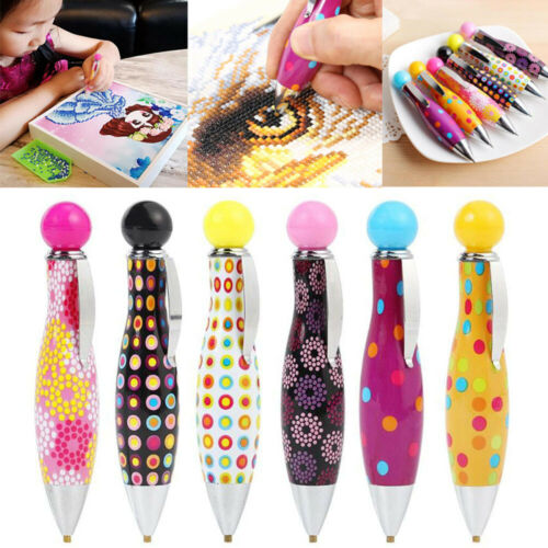 Art Painting Tool Point Drill Pen Embroidery Accessory Cross Stitch