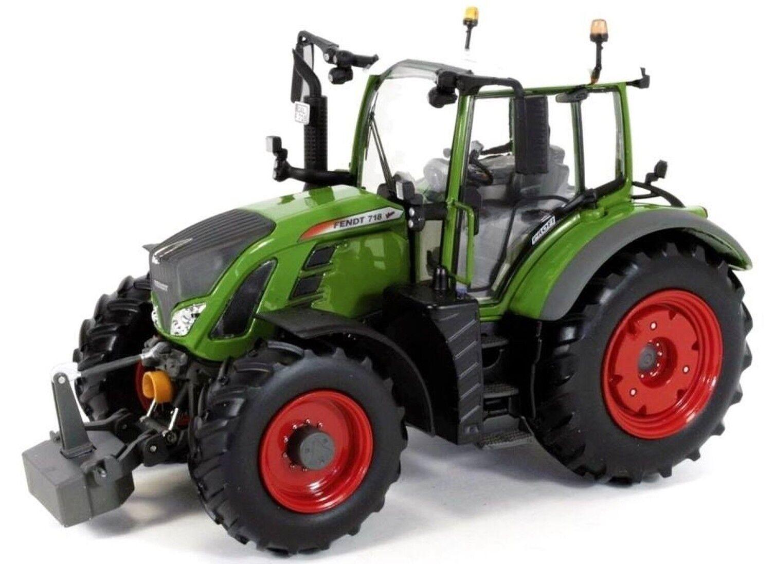 Fendt 718 Vario 1 32 Ros agritec no spécial Modèle  Tracteur Tracteur Remorqueur  distribution globale