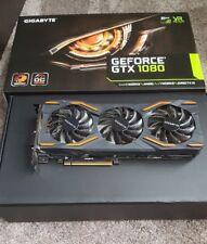 GIGABYTE GeForce GTX 1080 Windforce OC 8gb Video Card