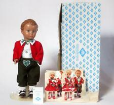 schildkroet puppen Doll Germany Made HANS Schildkrot Repro Limited Ed. orig box