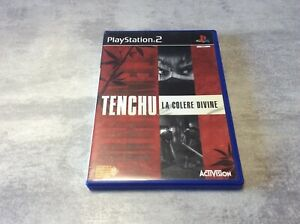 PS2-Tenchu-La-Colere-Divine-PLAYSTATION-2-SONY-PAL-FR-COMPLET