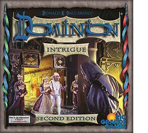 Dominion  Intrigue 2nd Edition Board Game