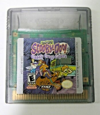 Scooby Doo Classic Creep Capers - N64 - Play Retro Games ...