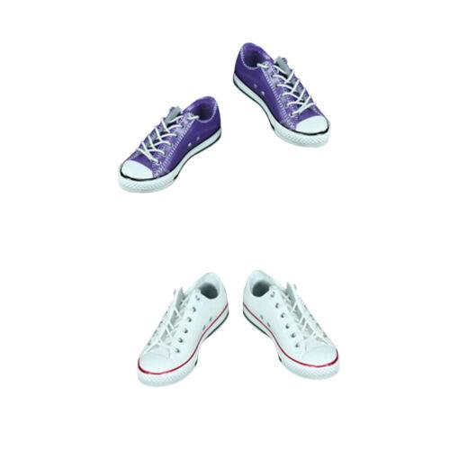 1//6 weibliche Sneaker weibliche Cavans Schuhe für 12 Zoll Phicen Action