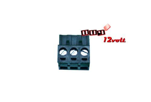Power accoustik 3 pin Plug for BASS-10C BASS-12 BASS-15C   Mini Plug