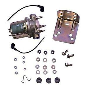 NIB OMC 460 7.5L V8 FORD GM Fuel Pump Electric 18-7333  72 GPH at 5.75PSI