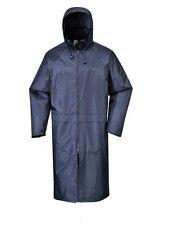 Unisex Long Raincoat Jacket for rainy season with carry bag n good quality