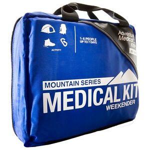 Adventure-Medical-Kit-de-montana-serie-Weekender-Kit-de-primeros-auxilios-parte-no-2075-1118