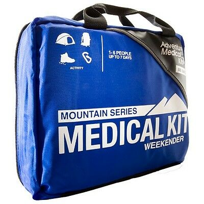 Adventure Medical Kit Mountain série Weekender First Aid Kit Part No 2075-1118