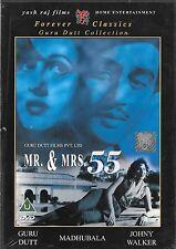 MR & MRS 55 - GURU DUTT - MADHUBALA - NEW YASHRAJ BOLLYWOOD DVD - FREE UK POST