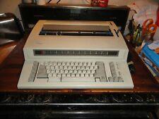 Lexmark Ibm Personal Wheelwriter 2 Electronic Typewriter Used Tested Working