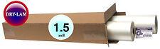Dry Lam Standard Hot Laminating Film 25 X 500 On 1 Core 15 Mil 2 Rolls