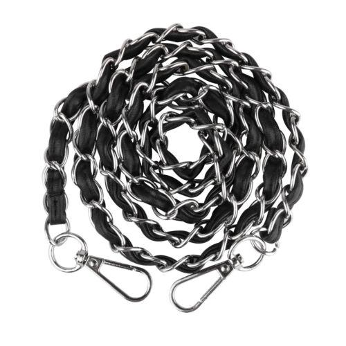 New Metal Purse Chain Strap Handle Shoulder Crossbody Bag Handbag Replacement