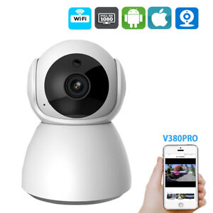 1080P-Wireless-IP-Camera-Home-Security-CCTV-Network-Cam-Wifi-V380-Pan-Tilt-IR
