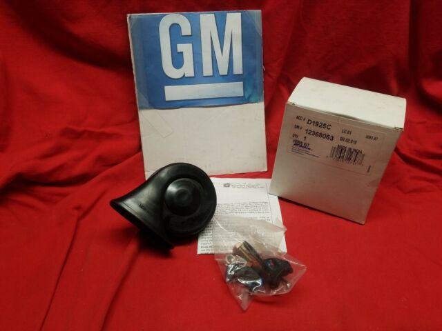 GM OEM-Horn 12368063