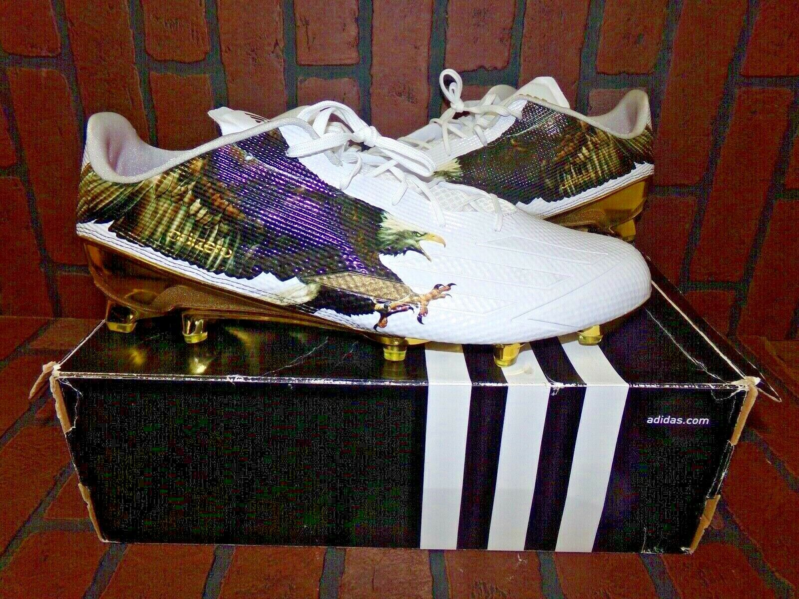 Adidas Adizero 5-Star 5.0 Uncaged  Eagle  Football Cleat Men's Size 18 B49350