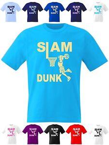 Basketball T Shirt Kids Shorts Kit Top Hoop Vest Net Ball Boys Girls