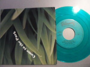 Michael-Majzen-Come-to-the-park-Austropop-1988-green-Vinyl-Single-7-034