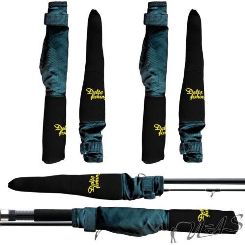 Spar Set 2 Paar Ruten Spitzen Schutz Transport Rutenschutz Tip Protector Sha
