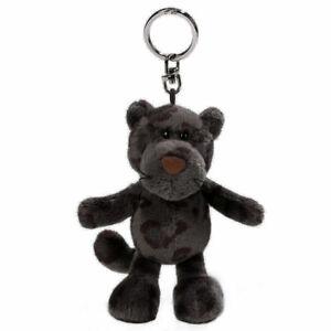 Nici-Panther-10cm-Plush-Keychain-BRAND-NEW