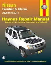 2005-2014 Nissan Frontier Xterra Navarra NP300 XTrail Equator Repair Manual 2378