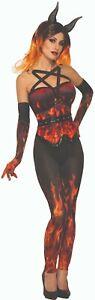 Forum-Novelties-Demons-amp-Devils-Fire-Corset-Adult-Womens-Halloween-Costume-80746