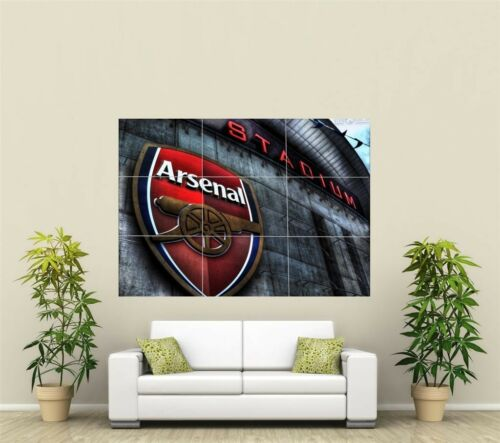 The Emirates Stadium Giant XL Section Wall Art Poster SP133