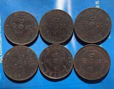Tomcoins-China republic Sze Chun Warlord 100 cash coin 39.8mm
