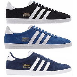 uk availability 43cf0 7cc89 Caricamento dell immagine in corso Adidas-Originals-Da-Uomo-Gazelle-OG- Scarpe-Ginnastica-