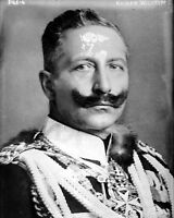 8x10 World War I Photo: Kaiser Wilhelm Ii, Last Emperor Of Germany