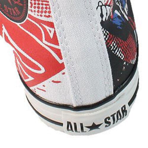 Trainer Comic Unisex ginnastica Stampa Scarpe da Top Converse Boots Superman Hi Rare gqw0PxTP