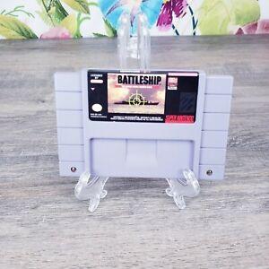 Super Battleship (Super Nintendo Entertainment System, 1993) Cartridge Only