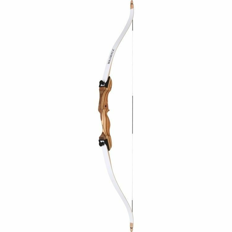 Nuevo Bear Archery Bullseye X Youth Take Down RH 48  20  Recurvo Arco A5BEX4820R