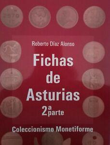 LIBRO DE FICHA MONETIFORMES
