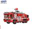 Bausteine-Xingbao-Spielzeug-Wassertank-Feuerwehrauto-Technologie-Montage-720PCS Indexbild 1