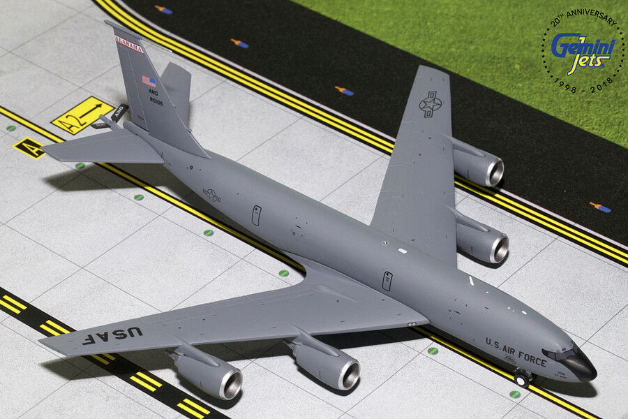 Gemini Jets 1 200 Scale US Air Force Boeing KC-135R (Alabama ANG) G2AFO777