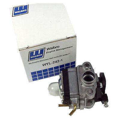 Carburetor Kit For Walbro WYL-242//WYL-242-1 For Ryobi MTD Troybilt Craftsman NEW