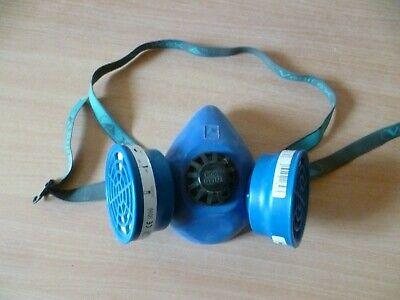 De Confianza Demi Masque De Protection Venitex M 3000 Chantiers Poussieres Materiales Superiores