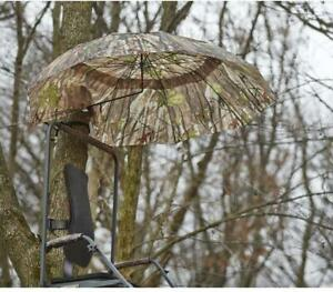 Umbrella Blin Deer Hunting Tree Stand Ground Conceal Steel Frame Rain Protection