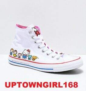 converse chuck taylor hello kitty