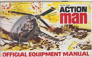 ACTION-MAN-039-OFFICIAL-EQUIPMENT-MANUAL-039-PRODUCT-RANGE-CATALOGUE