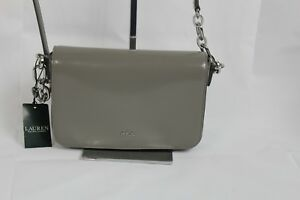 4d54c7dc0286 Image is loading Ralph-Lauren-Newbury-Carmen-Leather-Small-Crossbody-Handbag -