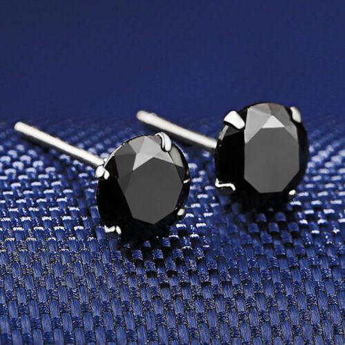 Brand New Ear Piercing Studs Earrings Stud Certified Sterile 925 Sterling Silver