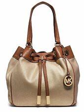 Michael Kors Tasche/Handtasche/Bag MARINA LG Drws Tote Pale Gold NEU!