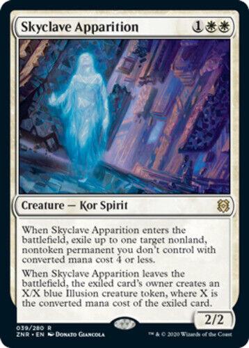 1x Skyclave Apparition MTG Zendikar Rising NM Magic Regular