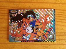 Digimon Trading Cards Series 1 Holographic P1 Tai Taichi Yagami Japanese
