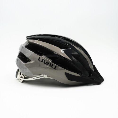 LIVALL MT1 Farbe: Black-Grey 58-62 cm Größe: L