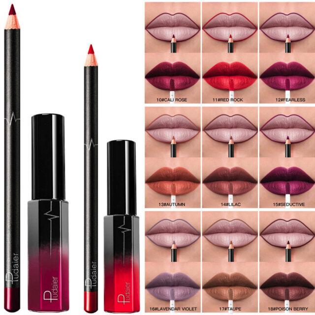 huda beauty lip liner