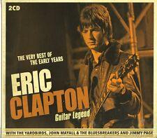 CLAPTON ERIC GUITAR LEGEND DOPPIO CD NUOVO SIGILLATO !!