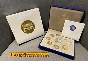 Coffret BE 2013 France 9 pièces 10 Euro H + 2 Euro à 1 Centime Belle Epreuve